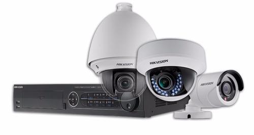 suministro al mayor sistemas cctv hikvision alarmas paradox