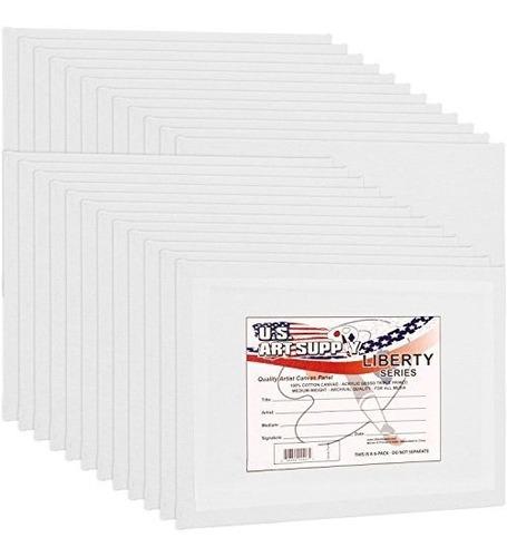 suministro de arte de ee. uu. paquete de 24 de 8 x 10 pulgad
