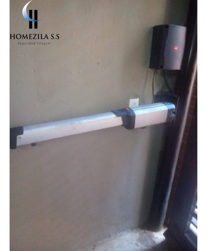 suministro e instalación de automatismos para puertas