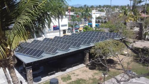 suministro e instalación de paneles solares