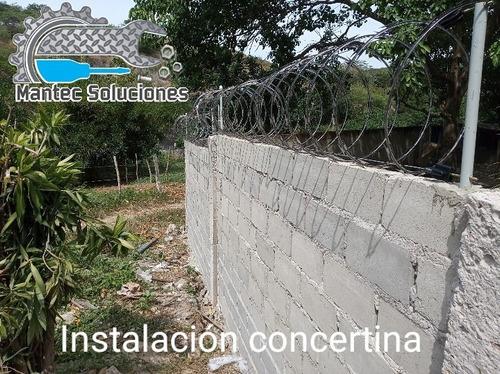 suministro e instalación de toda clase de cerramiento