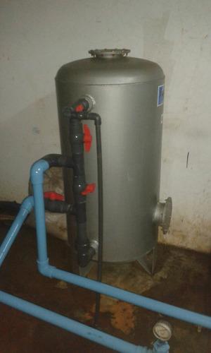 suministro instalaciones de pulmones tanques hidroneumaticos