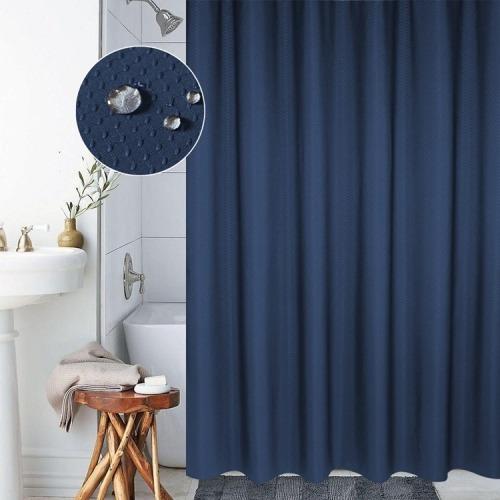 suministro para baño cortina engrosamiento prueba blanco