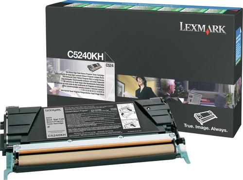 suministros lexmark c524, c534, c544, c734, x746, x548