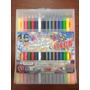 Creyones De Madera Triangualares Combinados/caja Plastica*16