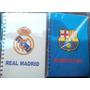 Cuadernos Del Barcelona Y Del Madrid