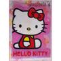 Carpeta Escolar Hello Kitty Sanrio Set De 2