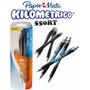 Boligrafo Papermate Inkjoy 550rt Azul / Negro Caja X 12