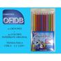 Colores Papermate 12 Pcs .doble Punta(24 Colores) Ofidb Ccs