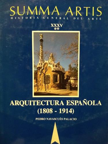 summa artis - pintura y escultura española siglo xix - 2 ts.