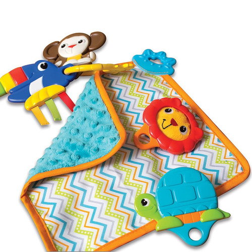summer juguete mordedor shake rattle - barulu