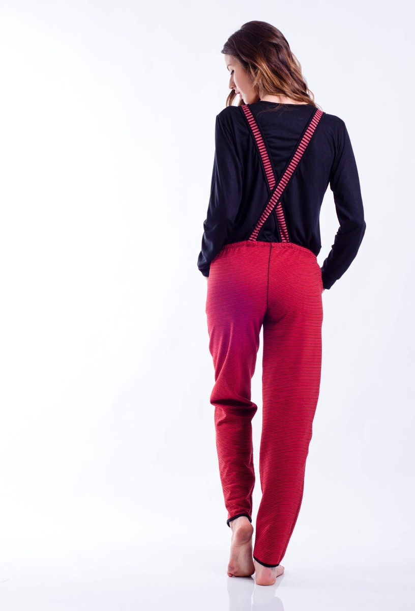 Summer Sale Mora Pijama Tipo Jardinero Serena Z251 -   799 6231535dc7f4e