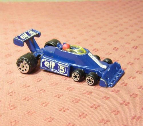 summer: tyrrell p34 formula 1