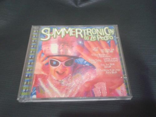 summertronic - dj zé pedro