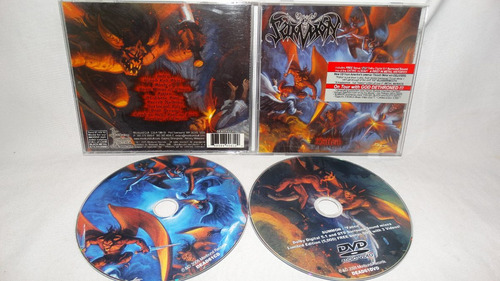 summon - fallen ( bonus dvd)