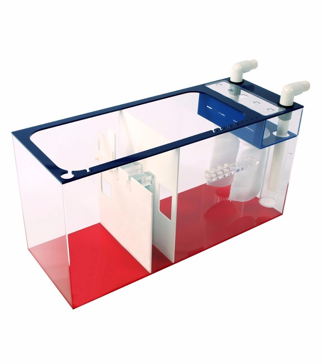 Sump acr lico acuario marino 4 en mercado libre for Accesorios para acuarios marinos