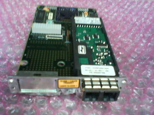 sun sbus fiber channel host adapter fc25/s (p/n 501-2069)