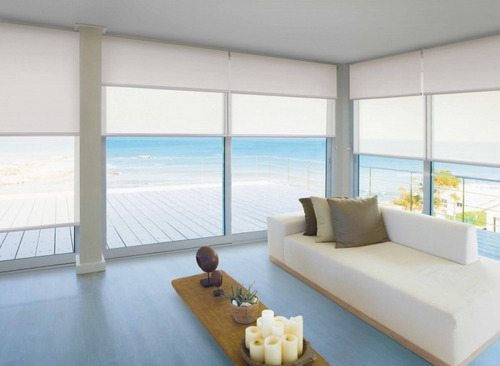 sun screen cortinas roller