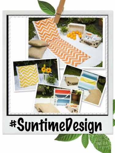 sun-time - reposera portátil plegable de lona