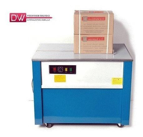 sunchadora flejadora máquina semiautomática 306 en cuotas