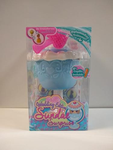 sundae surprise muñeca perfumada cupcake novia babymovil