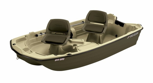 sundolphin bote pesca deportiva modelo pro 102