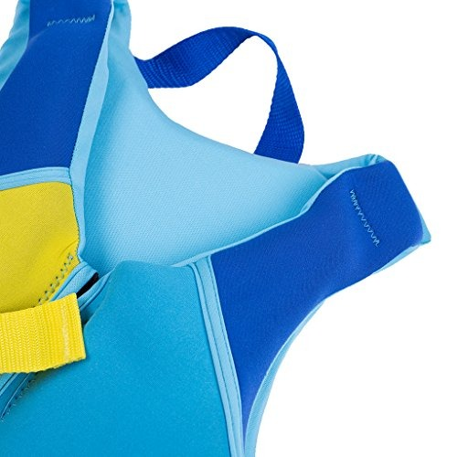 Sundwsports Chaleco de Flotaci/ón para Ni/ños Chaqueta de Entrenamiento para Nadar para Ni/ños Aprenda a Nadar