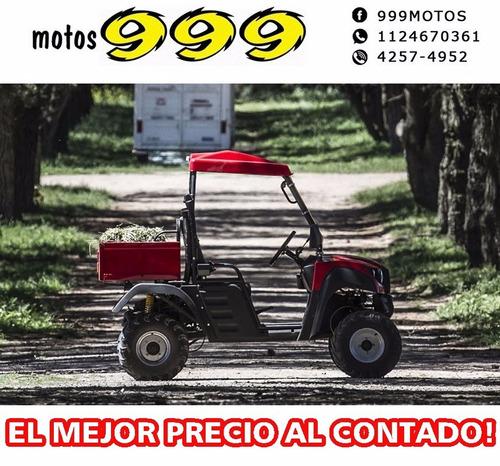 sunequip rancher 150 0km 4x2 utv buggy cuatriciclo