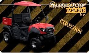 sunequip rancher 150 0km. arenero entrega inmediata ya!!!