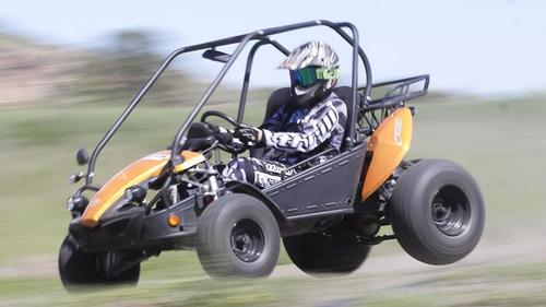 sunequip talon 150cc arenero  arizona motos