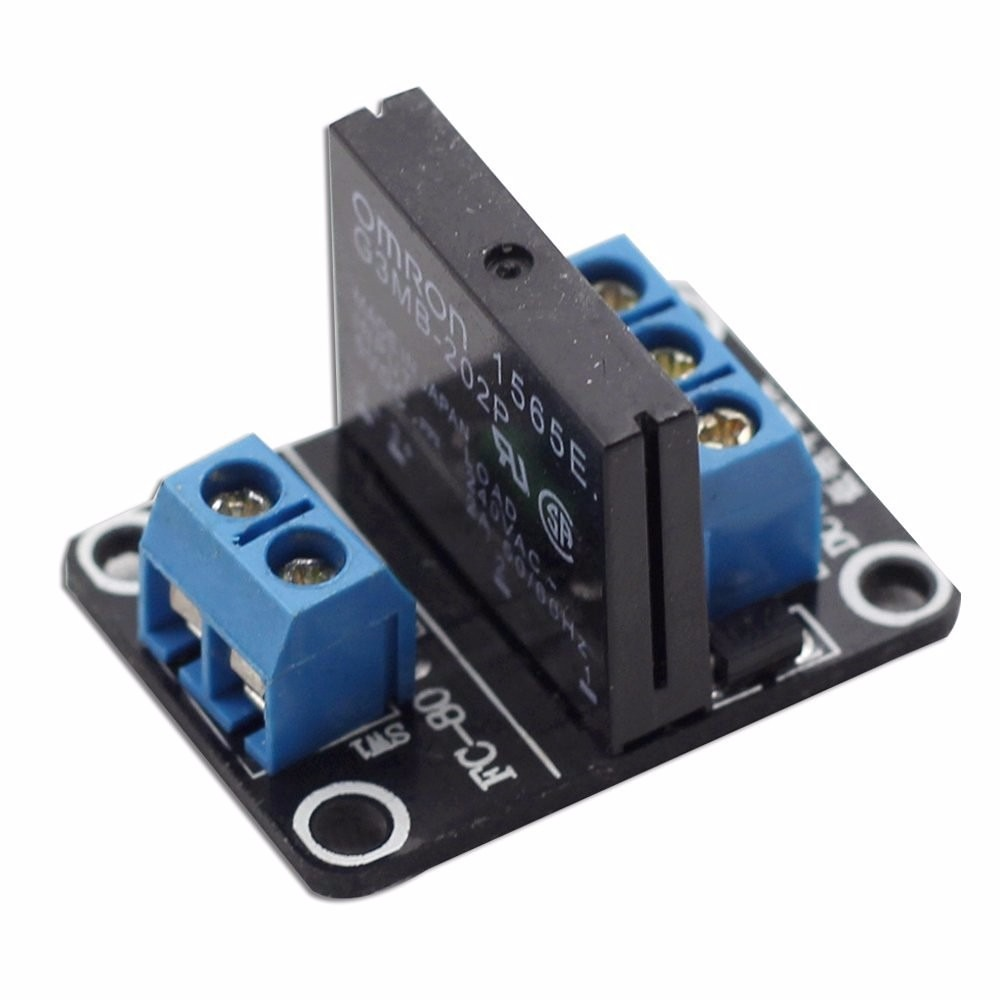 Sunfounder 5v Solid State Relay Board For Arduino 1 Channel To Cargando Zoom