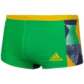 850ead388 Sunga Adidas Boxer Branca no Mercado Livre Brasil