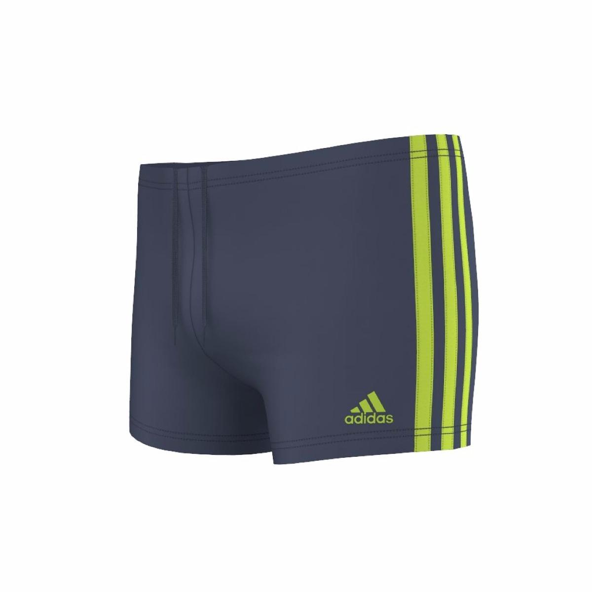 3853f7312 sunga shorts adidas lateral larga boxer natação praia s93119. Carregando  zoom.
