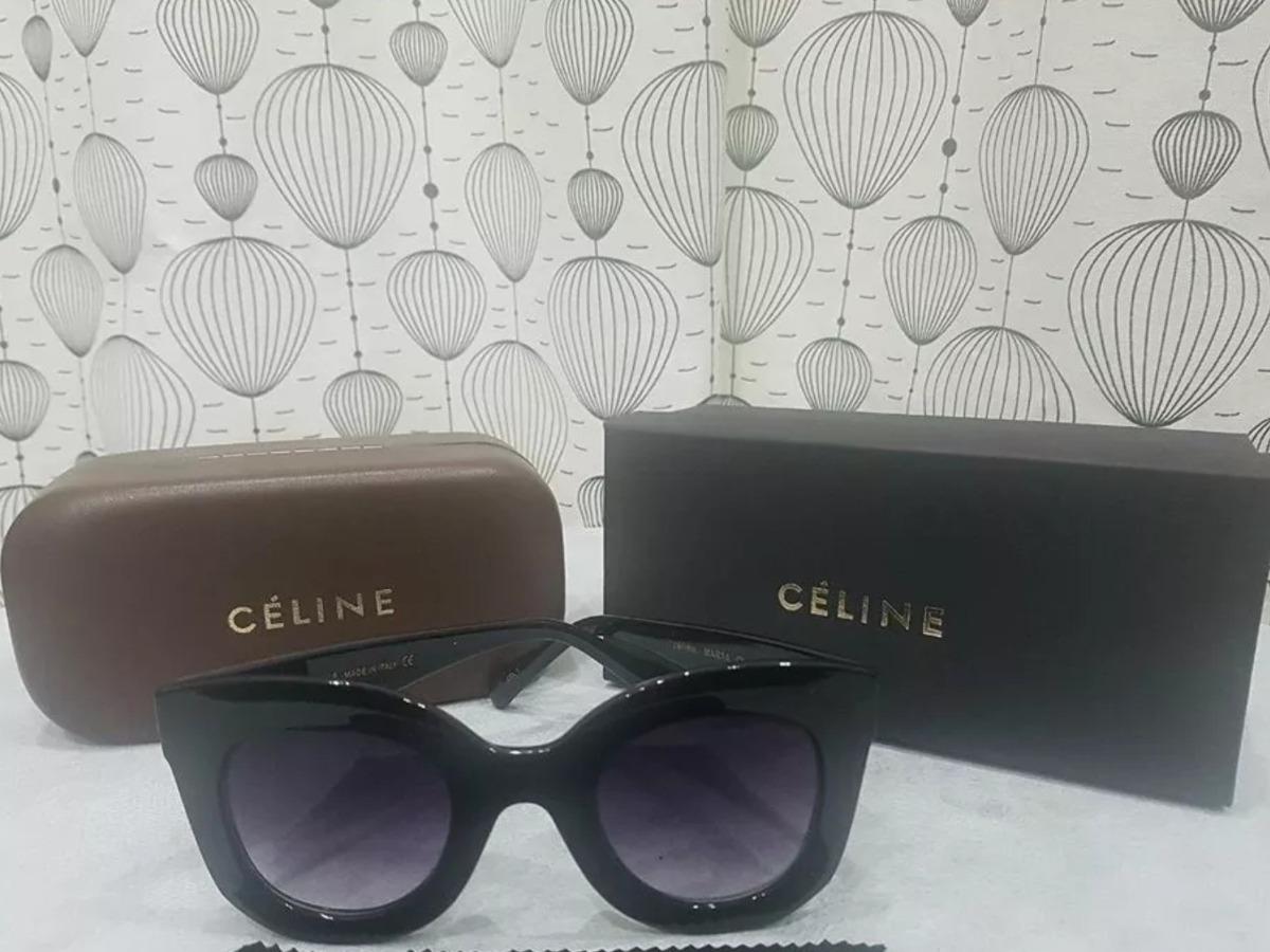 3c63ecefb1fc sunglasses celine modelo marta color black envio gratis. Cargando zoom.