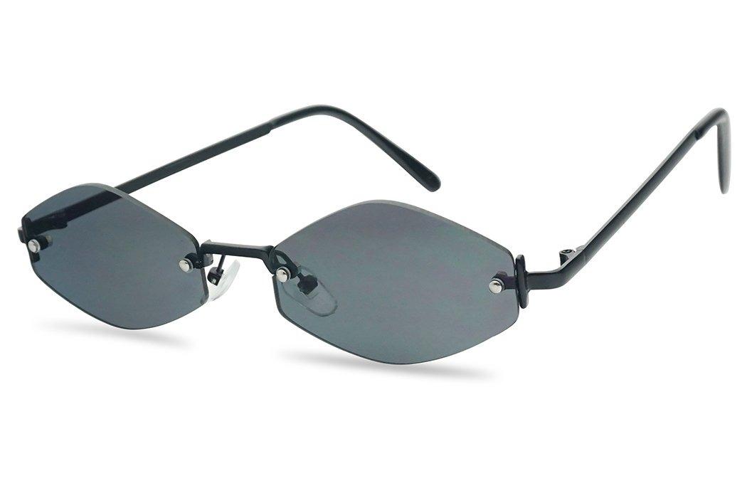 Sunglassup - Extremadamente Pequeña Mini Estrecho Sin Marco ... fa93902daa4e