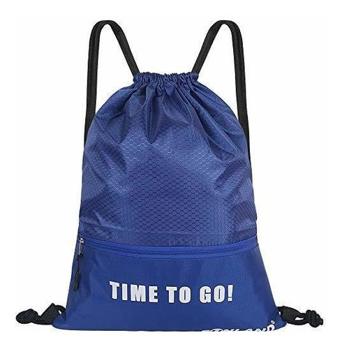 sunland impermeable cordon sackpack mochila bolsa deportiva
