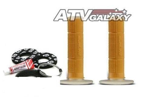 sunline kit de grip para moto motocross manubrios envio grat
