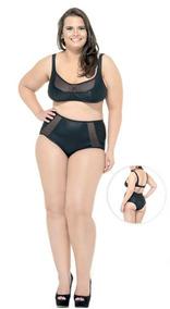 5d9da3a8cf43 Maio Plus Size Lehona Mulher - Moda Praia com o Melhores Preços no ...