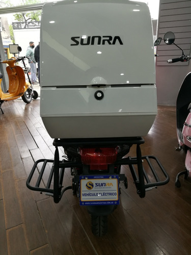 sunra cagu 3000w bateria litio reparto delivery anticipo a