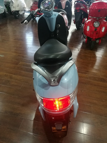 sunra grace moto electrica litio scooter anticipo y 18 a