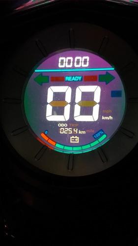 sunra hawk con motor 3000w baterias de  gel