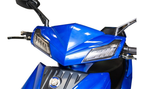 sunra hawk moto gel electrica  2020 anticipo + 18 x 4678   a