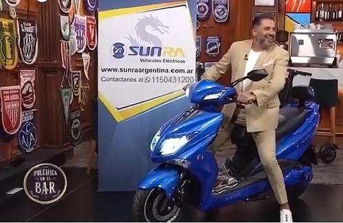 sunra hawk polemica en el bar y bendita tv /a