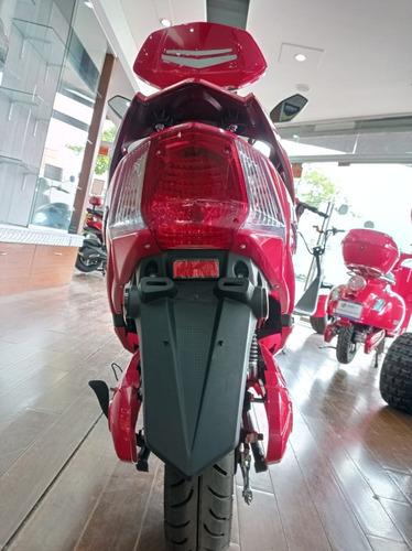 sunra hawk scooter electrico 3000w litio 120km autonomia y