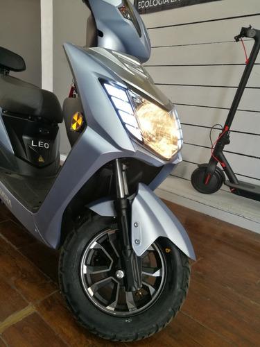 sunra leo 2000w gel moto scooter electrica oferta contado