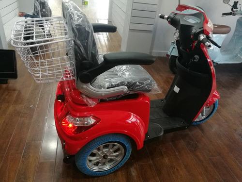 sunra shino triciclo scooter shino 1200w 2020 0 km 3 ruedas