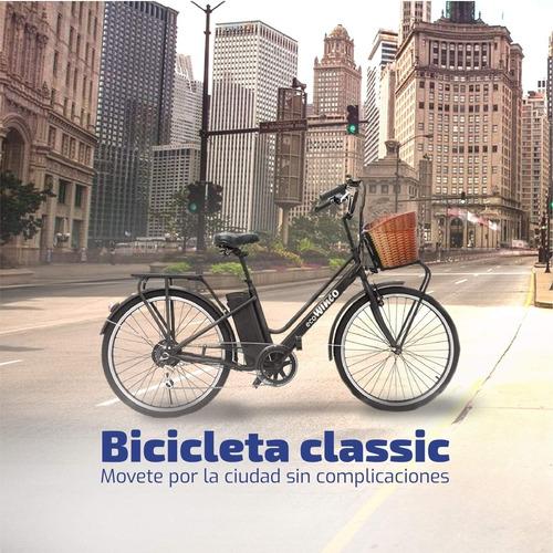 sunra winco clasic 250w litio bici rod 26  12 sin int a 30/7