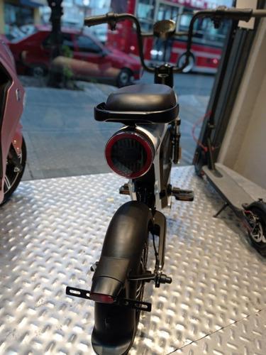 sunra z-bot scooter moto electrica 800w litio y