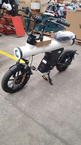 sunra zbot electrico litio extraible 800w 0km cycle world