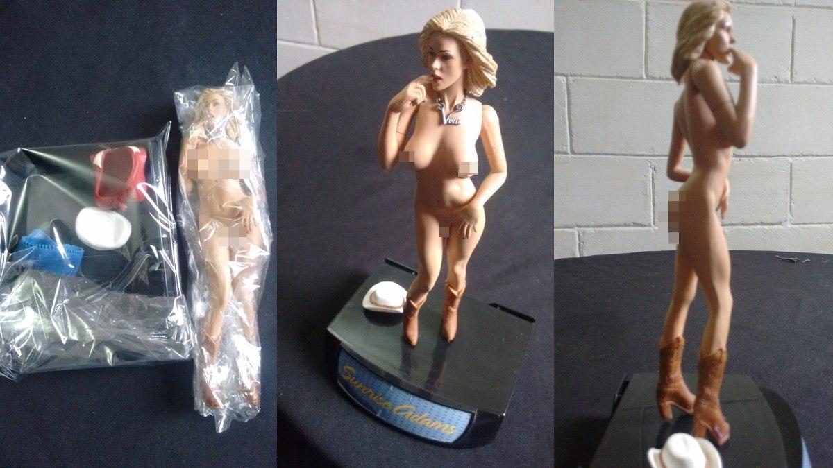 Porno actie figuur